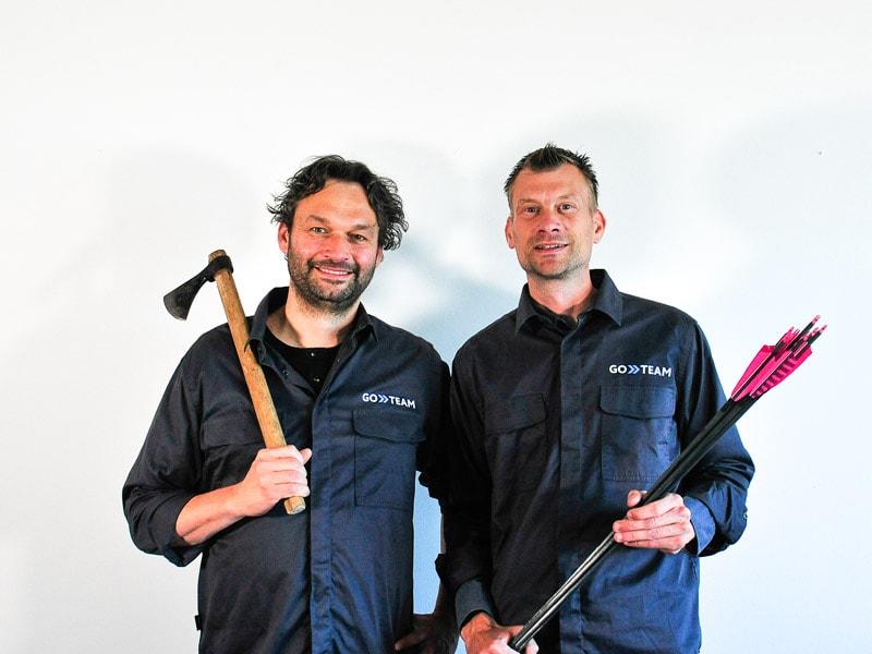 GoTeam Teambuilding ejes af Steffen og Anders