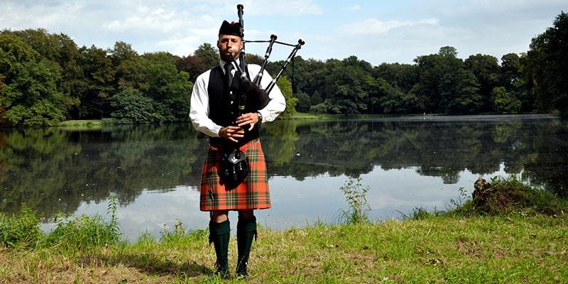 Highland Games er både sjovt og anderledes
