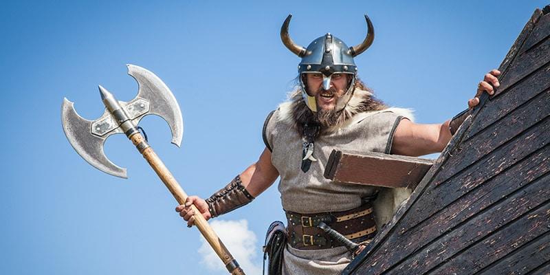 Viking teambuilding i Roskilde